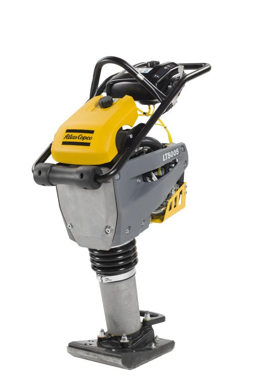 The Atlas Copco rammer LT5005
