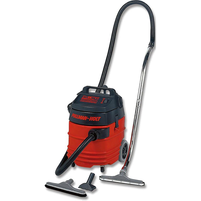 Pullman holt evac 20 gal wet dry shop vacuum rentalzonepa for Vacuum cleaner for concrete floors