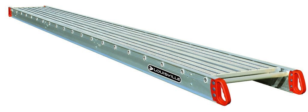 Aluminum Walk Board Manufacturers Mail: Louisville P21216 16ft X 12in Aluminum Stage