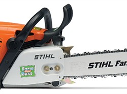 Chain Saws and Log Splitters